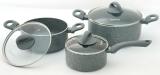 Набор кухонной посуды Fissman VULCANO 6 предметов