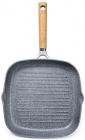 Сковорода-гриль Shadow Borneo 28х28х4.5см