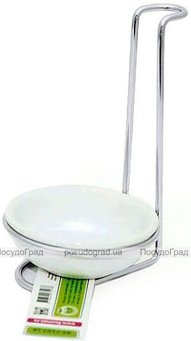 Подставка для половника Fissman с керамической чашей