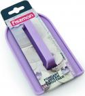 Утюжок кондитерський для розгладження мастики і крему 14х8см (шпатель пластиковий)