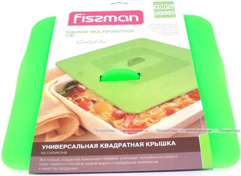 Крышка универсальная Fissman силиконовая 32х32см