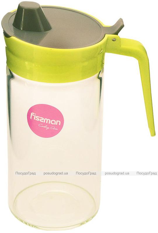 Емкость для масла Fissman 550мл стеклянная