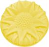 Форма для выпечки Fissman Астра силиконовая Ø24.5см, желтая