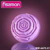 Форма для випічки Fissman Роза силіконова Ø21.5см