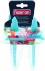 Форма для мороженого Fissman Ice Top 4 порции, пластик