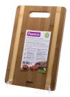 Доска разделочная бамбуковая Fissman Strip 20х15х1.2см