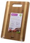 Доска разделочная бамбуковая Fissman Strip 33х25х1.5см