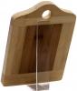 Доска разделочная бамбуковая Fissman Roskilde 28х20х1.5см