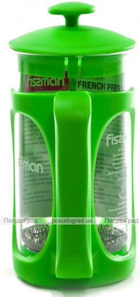 Френч-пресс Fissman Opera 350мл + мерная ложка