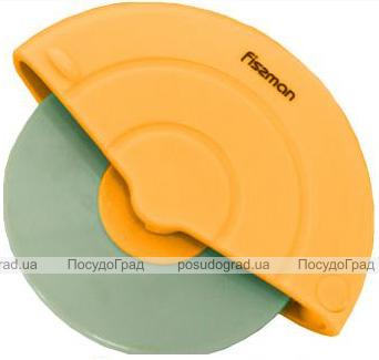 Нож Fissman для теста и пиццы пластиковый Ø12см