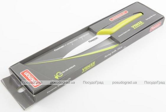 Нож разделочный Fissman Venze 10см керамический