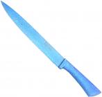 Нож гастрономический Fissman Lagune 20см с тефлоновым покрытием