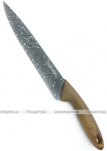 Нож поварской Fissman Dune 19см с тефлоновым покрытием