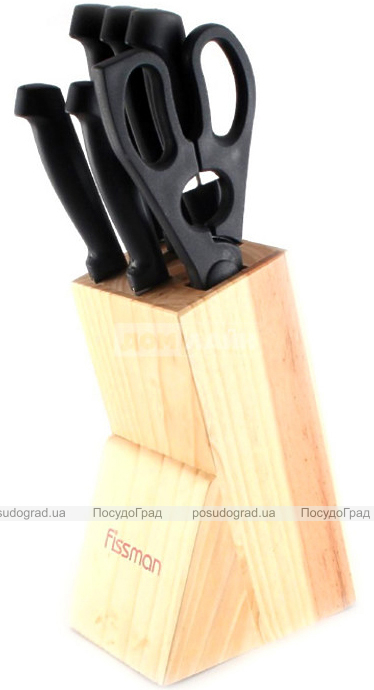 Набор кухонных ножей Fissman Centrum 7 предметов