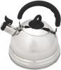 Чайник Fissman DEMDEU 2.3л из нержавеющей стали и со свистком