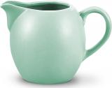 Молочник керамический Fissman Sunshine 250мл, матовый бирюзовый