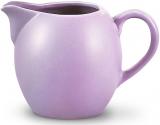 Молочник керамический Fissman Sunshine 250мл, матовый фиолет