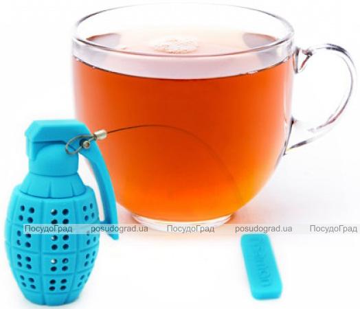 Ситечко силиконовое Fissman Граната для заваривания чая