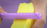 Ніж для сиру Fissman зі струною з нержавіючої сталі двосторонній 23см