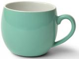 Кружка керамическая Fissman Liana 320мл, голубая