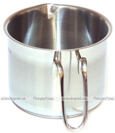 Кружка-молоковарка (для кип'ятіння молока) Fissman 1.5л з мірною шкалою