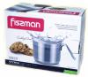 Кружка-молоковарка (для кипячения молока) Fissman 1.5л с мерной шкалой