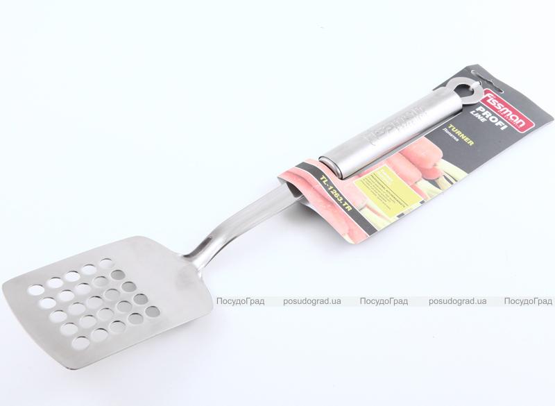 Лопатка поварская Fissman PROFI 33см стальная