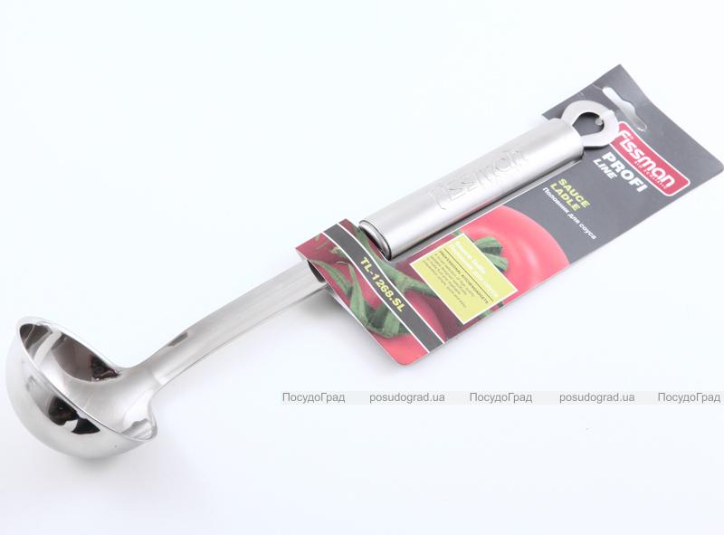 Половник для соуса Fissman PROFI 32см стальная