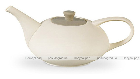 Чайник заварочный Fissman Sweet Dream 575мл керамический, кремовый