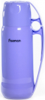 Термос Fissman Violet 600мл дзеркальна колба з 2 чашками