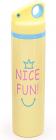 "Термос Fissman ""Nice Fun"" 400мл жовтий"