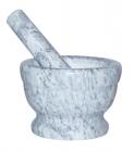 Ступа Dynasty Grind Ø10см кам'яна з товкачем 11см