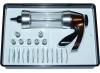 Пистолет-шприц кондитерский Profi Cookie Jiale 21 насадка с подставкой