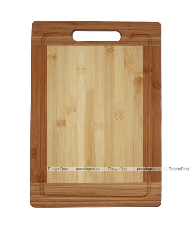 Доска разделочная Dynasty Wooden 34х24см