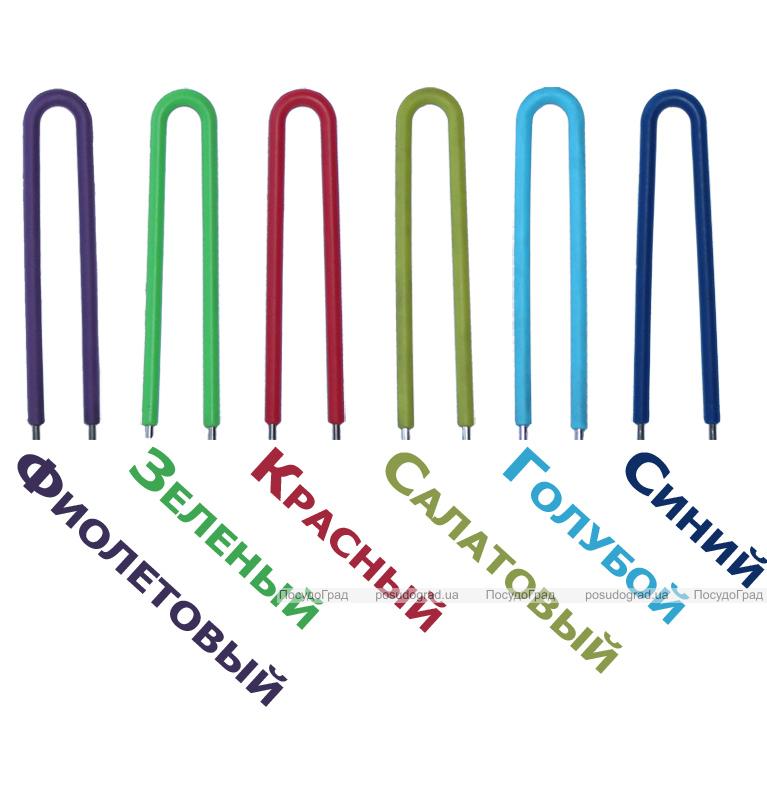 Дуршлаг-сито Dynasty Ø15.5см с силиконовыми ручками