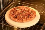 Камень-противень BIOWIN круглый Ø33см для пиццы и хлеба с лопаткой