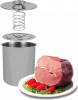 Ветчинница BIOWIN (шинковар) на 1.5кг + термометр + пакеты для мяса