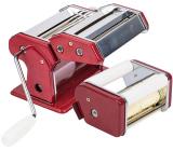 Лапшерезка BIOWIN с насадкой для РАВИОЛИ, механическая, красная
