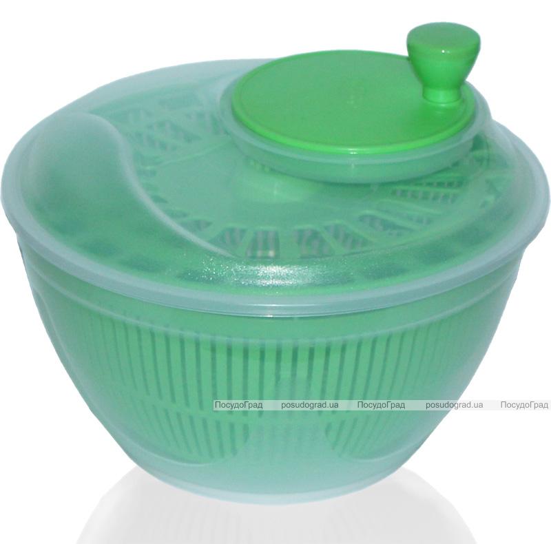 Сушка-карусель для зелени и овощей Kitchen-Mix механическая центрифуга