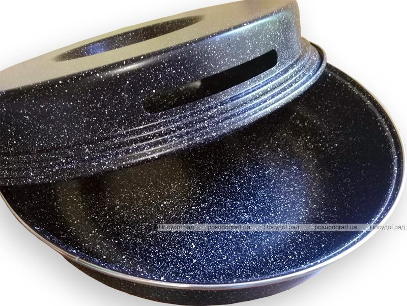 Сковорода Гриль-Газ ОРИГИНАЛЬНАЯ (Германия) Ø33см, мраморное покрытие