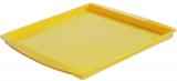 Силиконовый противень-коврик 31.5х29см с бортиком 1.5см и ручками