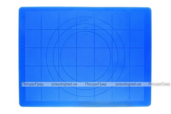 Силиконовый противень-коврик 0058 45х35см с разметкой