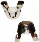 Пробка для шампанского с защелкой и силиконовым уплотнителем