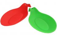 Подставка кухонная Hauser силиконовая для кухонных инструментов 24см