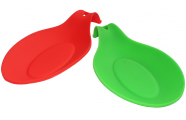 Підставка кухонна Hauser силіконова для кухонних інструментів 24см