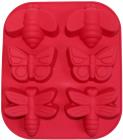 """Силиконовая форма-планшет Hauser """"Бабочки"""" 28х24см"""