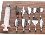 Набор инструментов Jelly Art Tool ser-E для 3D декорирования желе 10 насадок