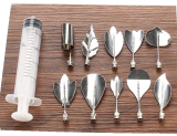 Набір інструментів Jelly Art Tool ser-E для 3D декорування желе 10 насадок