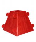 Форма для сирної паски (пасочниця) 500гр