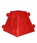 Форма для сирної паски (пасочниця) 300гр